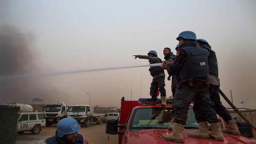 Mali: Three UN peacekeepers killed in attack in Kidal