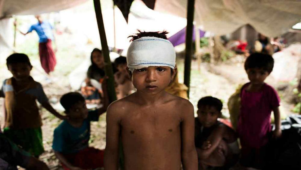 Rohingya crisis: UNICEF issues 'Child Alert,' outlines urgent action to save lives