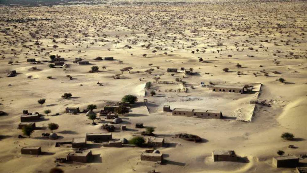 'Blue helmet' killed in attack on UN Mission camp in Timbuktu, Mali