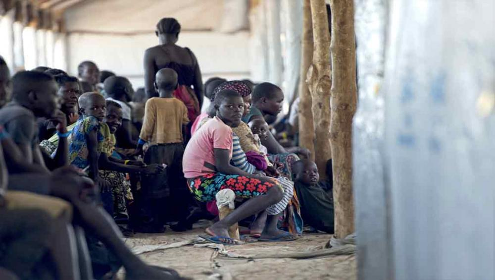 South Sudan refugees in Uganda exceed one million; UN renews appeal for help