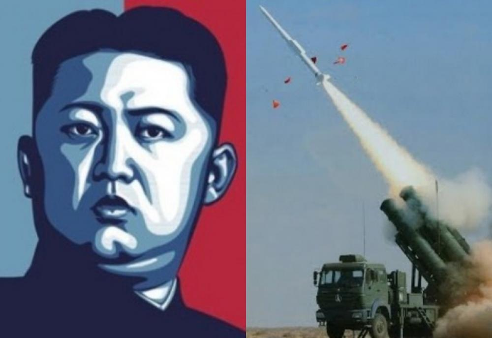 North Korea launches second missile over Japan, promises to destroy nation