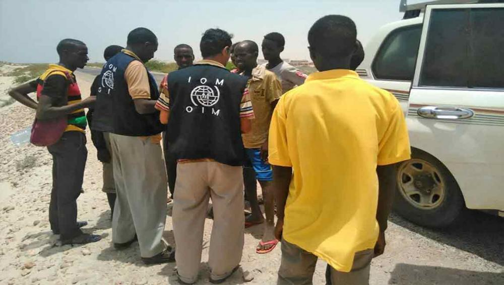 More survivors, remains of deceased African migrants found on Yemen beach, says UN agency