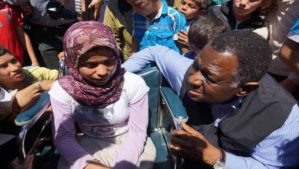 UN mourns passing of population agency chief Babatunde Osotimehin, 'a champion of health for all'