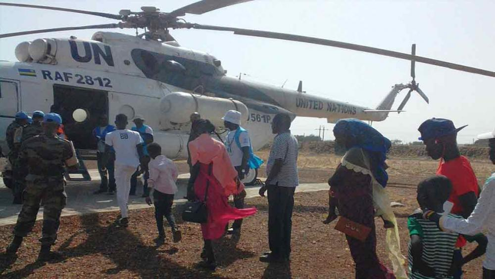 South Sudan: First UN safe haven for displaced civilians closes
