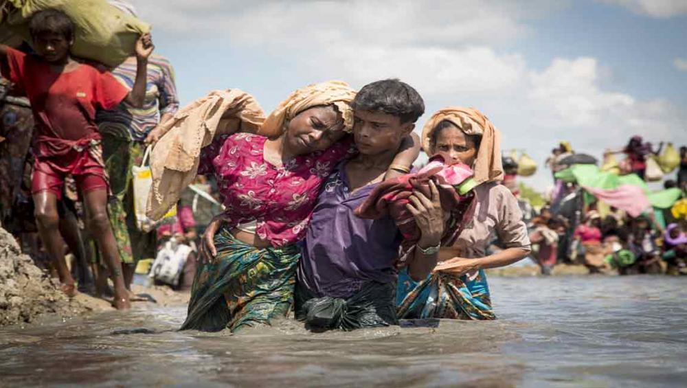 Thousands of Rohingya refugees stranded near Bangladesh-Myanmar border – UN
