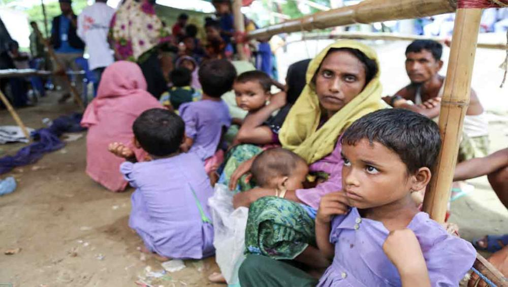 UN migration chief urges more support for Rohingyas fleeing Myanmar or 'thousands will suffer'