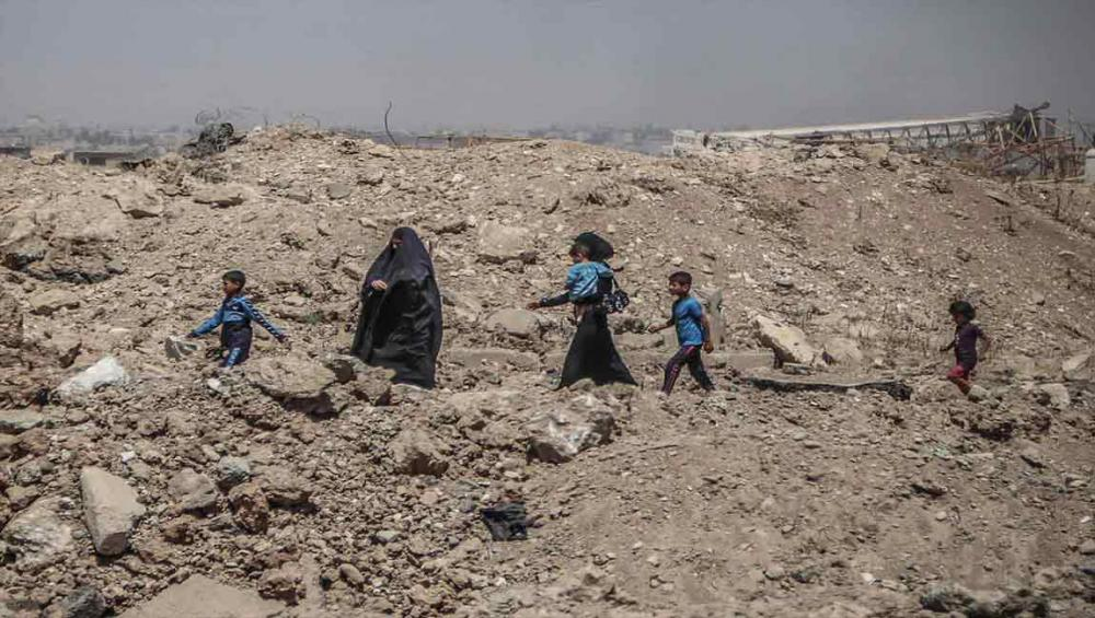 Civilians who fled Mosul still vulnerable, need assistance – UN official