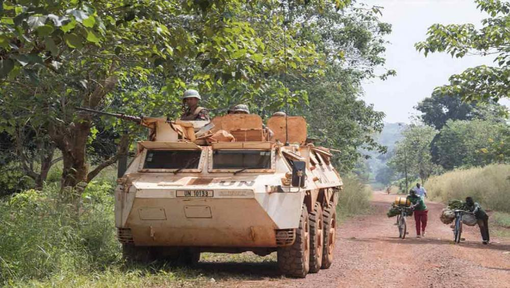 UN strongly condemns attack that kills peacekeeper in Central African Republic