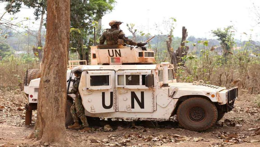 Central African Republic: UN chief condemns killing of 'blue helmet' in country's east
