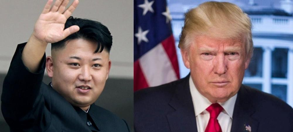 N Korea considering missile strike on Guam after Trump's 'fire and fury' statement