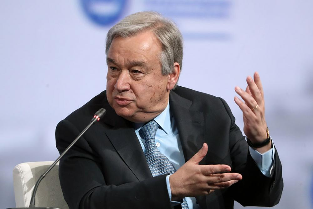 UN chief urges all parties to refrain from acts that could escalate tension in Cameroon