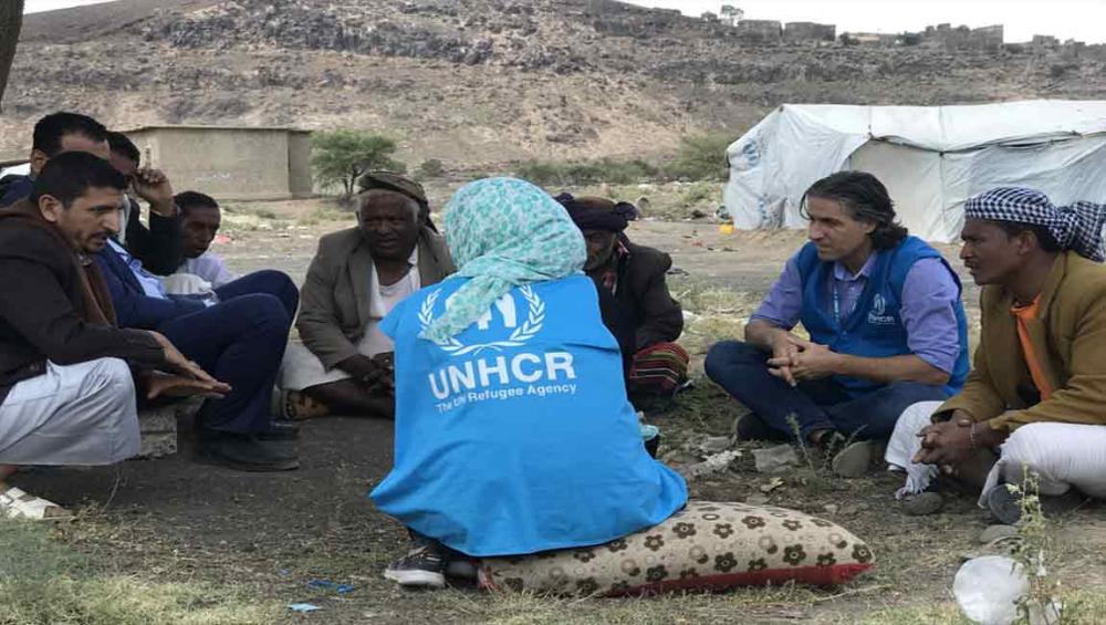 Hostilities flare on Yemen's west coast, sparking new displacement – UN refugee agency