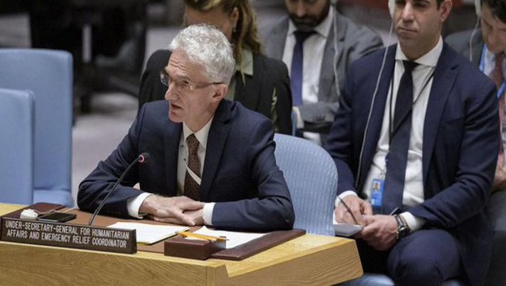 Civilian death toll continues to mount in Syria, UN relief chief tells Security Council