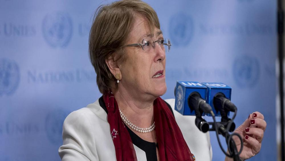 Syrian civilians must be protected amid ISIL executions and airstrikes: Bachelet