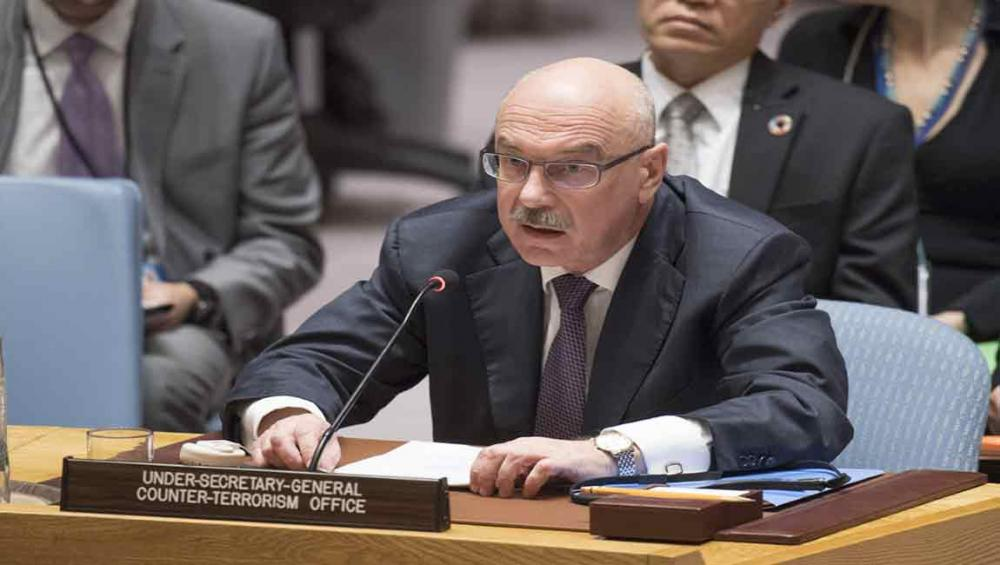 International community must stay 'one step ahead' of ISIL, stresses UN official