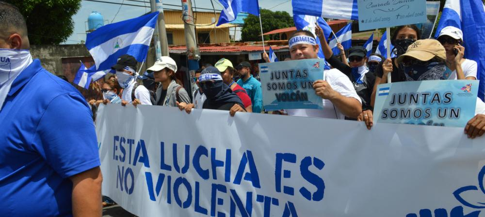 Nicaragua must end demonstrator killings and seek a political solution in wake of 'absolutely shocking' death toll: UN chief
