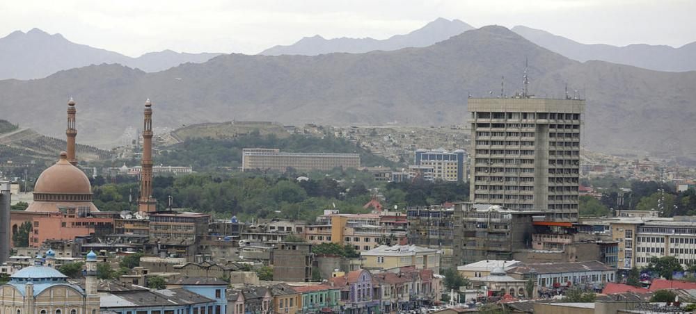 Afghanistan: Suicide attack in Kabul election centre kills 57