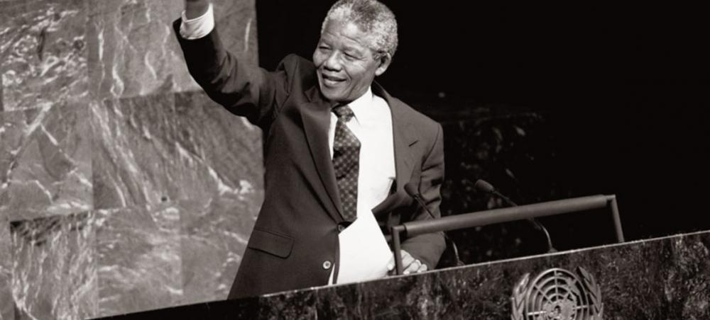 UN marks 100 years since Mandela's birth with a vow to continue struggle for equality