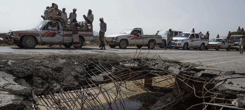 De-escalation of fighting in Hodeida is key to 'long-overdue' restart of Yemen peace talks: UN envoy