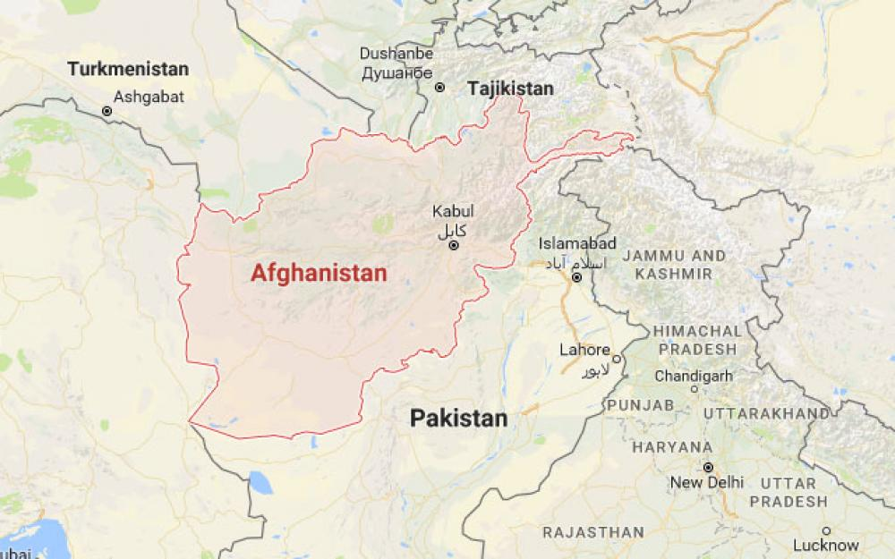 Bomb blast kills cop in Afghanistan