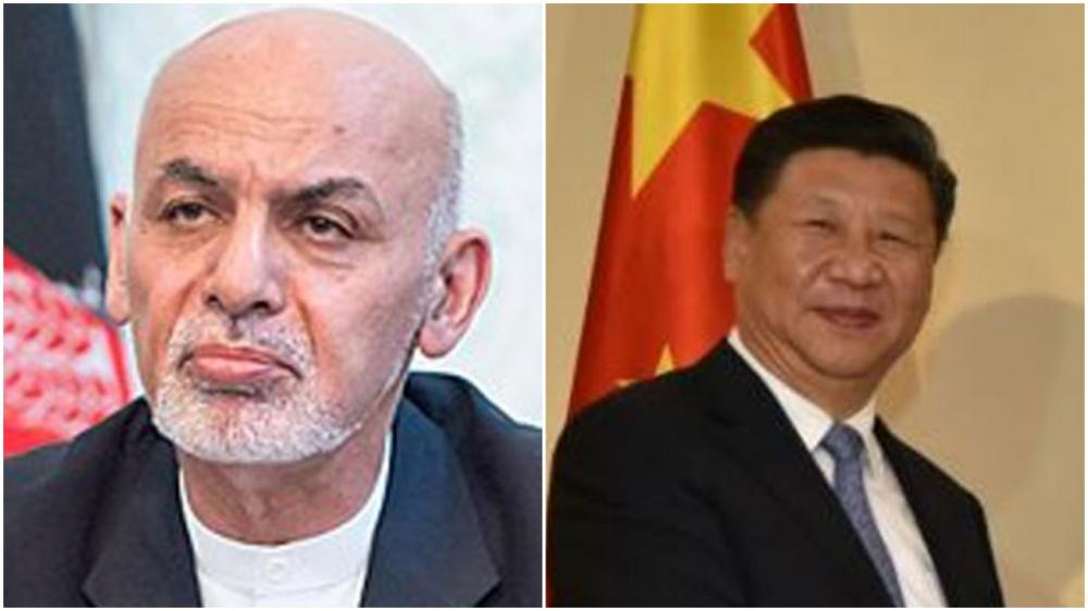 China welcomes Afghanistan government