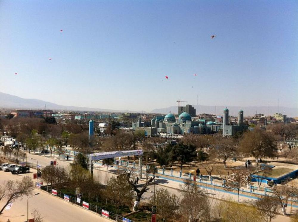 Kabul: Blast  close to gate of Ministry of Rural Rehabilitation and Development kills 6