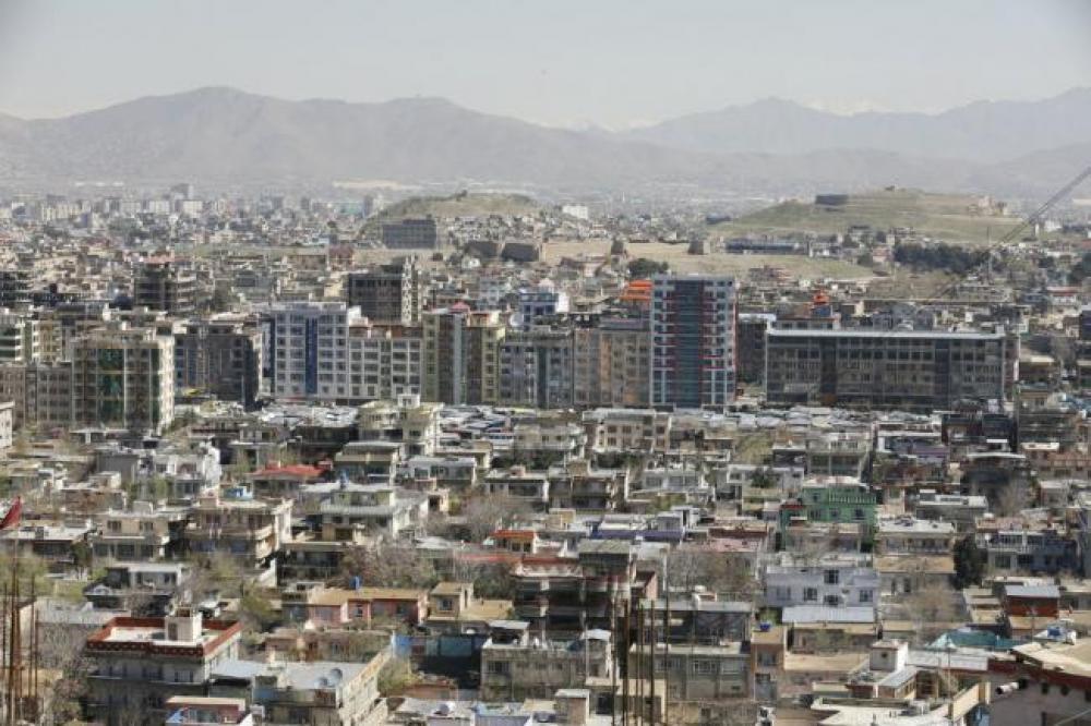 Landmine explosion in Afghanistan leaves five municipality members hurt