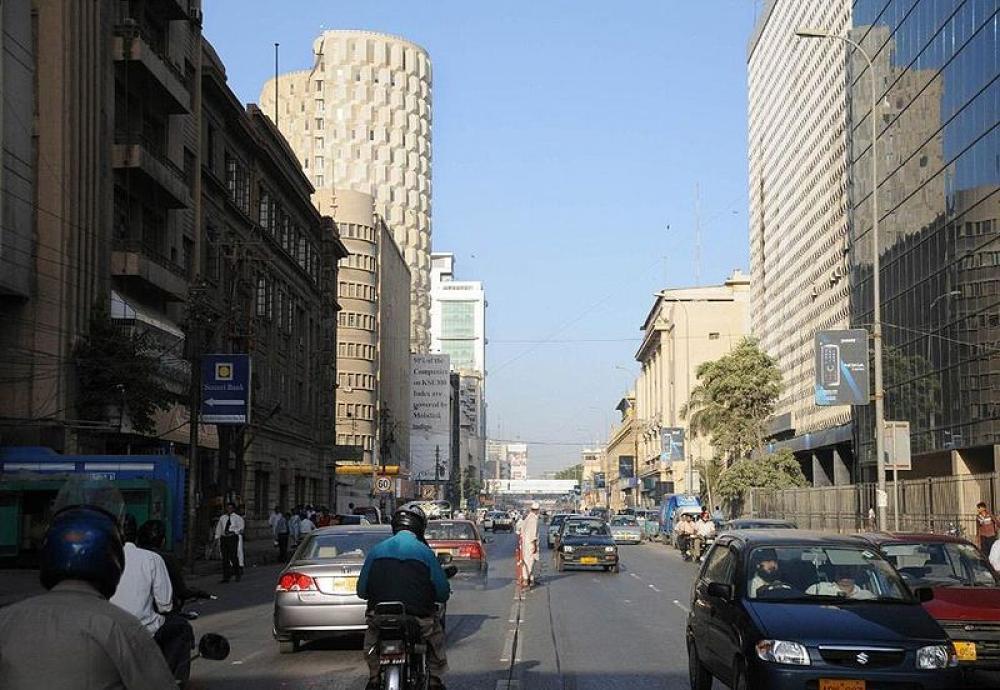 Karachi blast leaves two killed, 8 others injured