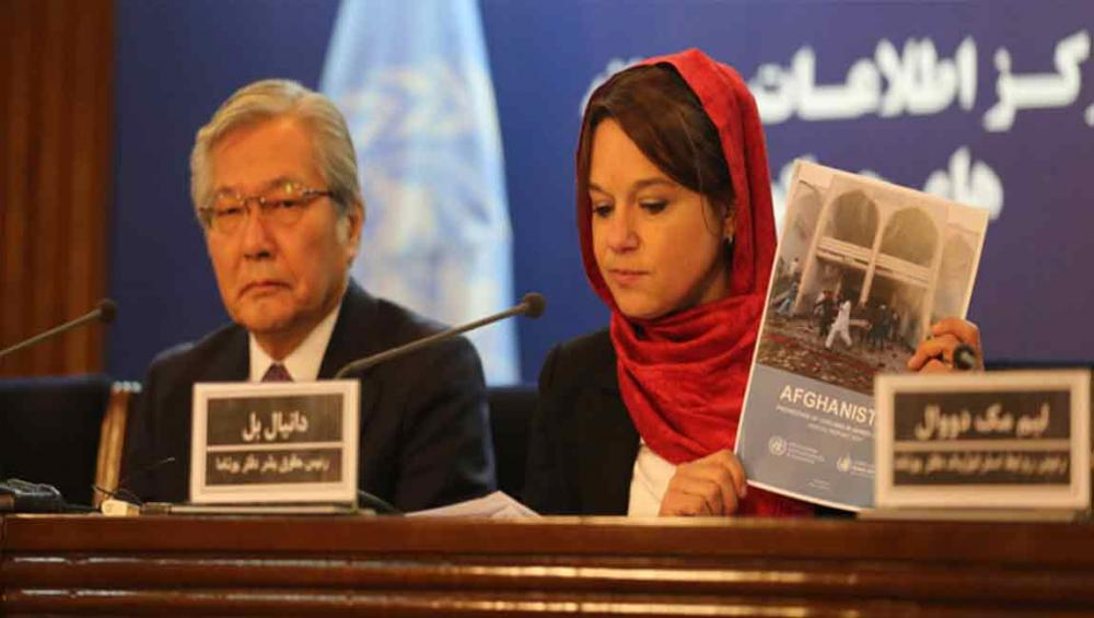 UN says more than 10,000 civilians killed or injured in Afghanistan conflict last year