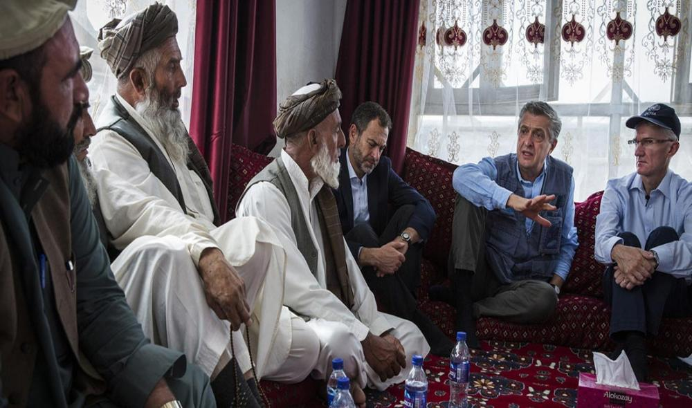 'More support' vital to put Afghanistan back on a 'positive trajectory' – top UN officials