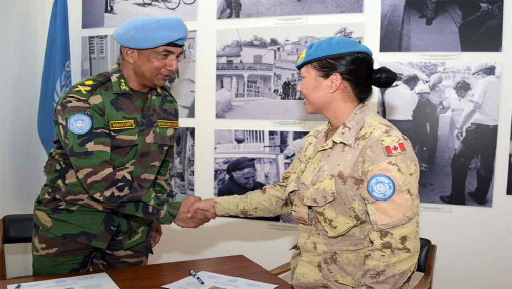 Bangladesh 'fully committed' to UN peacekeeping as vital element of global peace and security – UN Force Commander