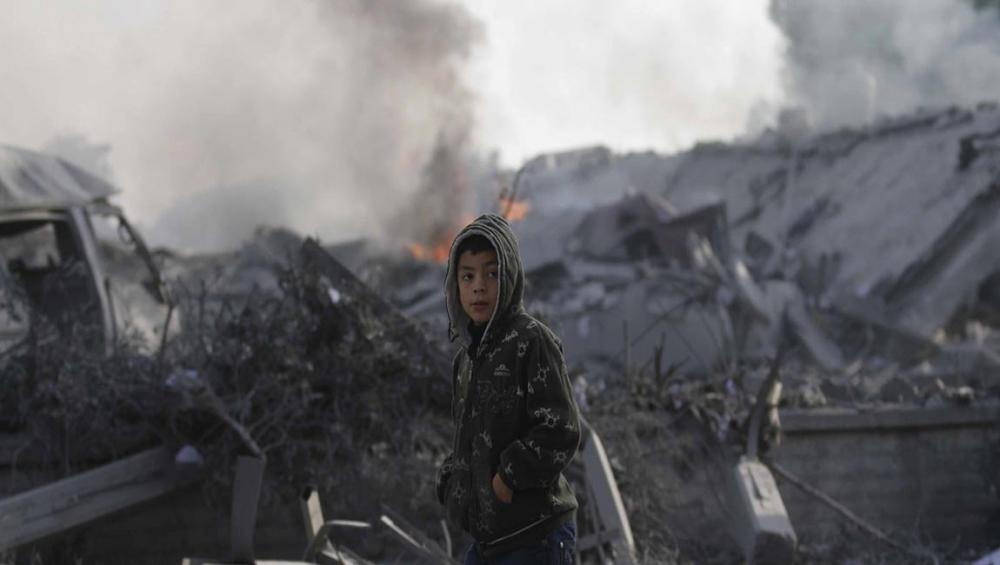 Gaza: deadly violence continues to escalate, top UN officials work to restore calm