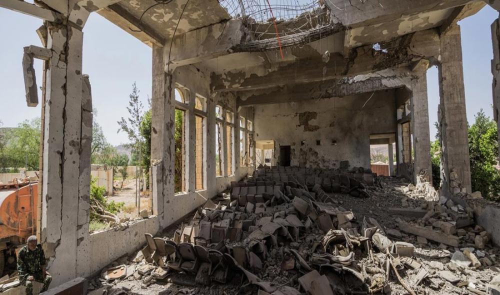 UN agency chiefs condemn Saudi-coalition led air strike that killed dozens in western Yemen