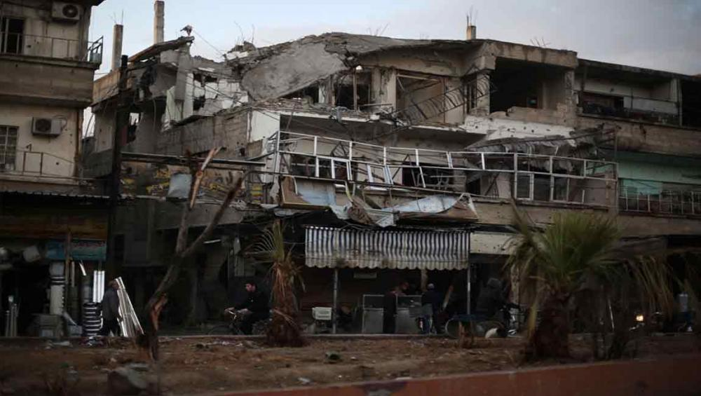 Syria: UN rights officials decry 'devastating' impact of surging violence on civilians