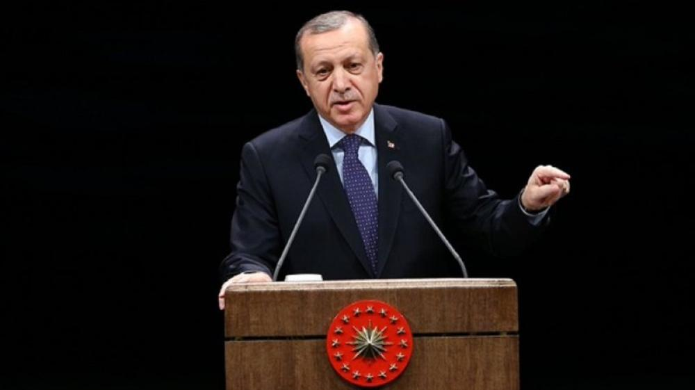 Turkey's President says over 4,300 terrorists neutralised since Operation Olive Branch