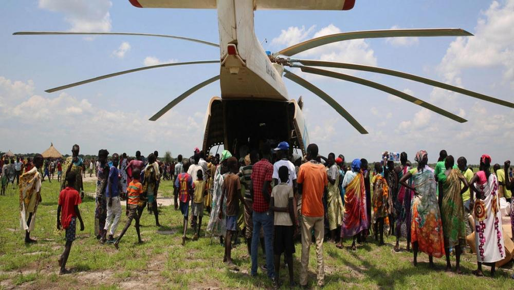 South Sudan: amid security challenges, aid workers delivering 'against the odds'