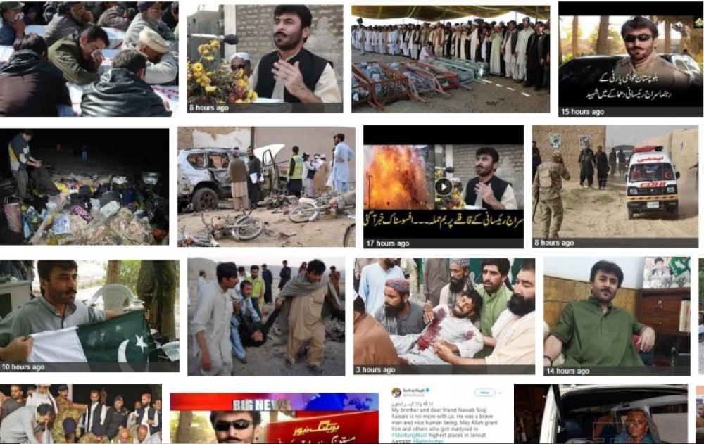 Pakistan: 128 killed in Mastung suicide bombing