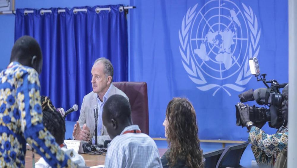 South Sudanese soldier who shot UN peacekeeper on Saturday, will face court martial: UN mission chief