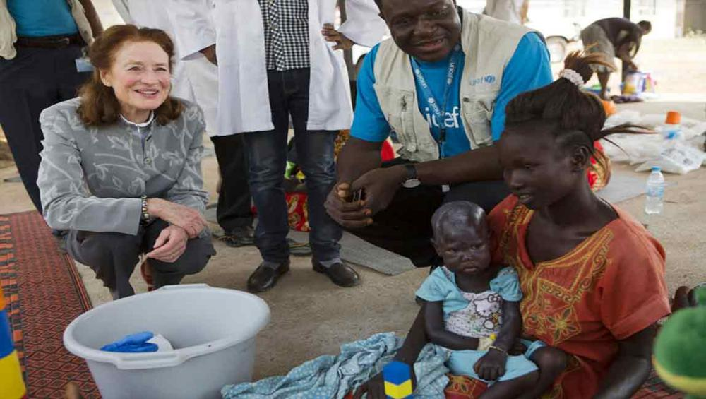 Millions of children's lives hang in the balance as South Sudan conflict grinds on – UNICEF chief