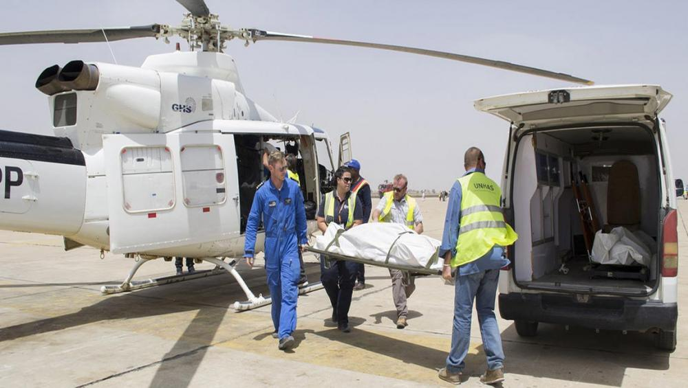 Top UN official in Nigeria condemns killing of abducted aid worker; calls for immediate release of two others