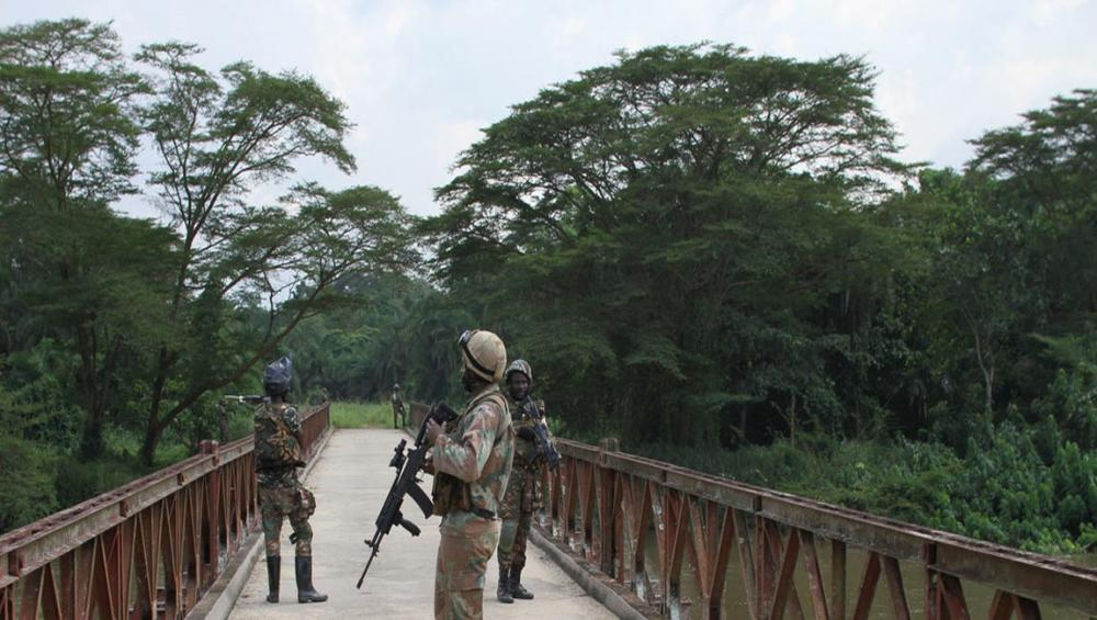 UN chief condemns killing of 'blue helmets' in DR Congo, as violence erupts prior to elections