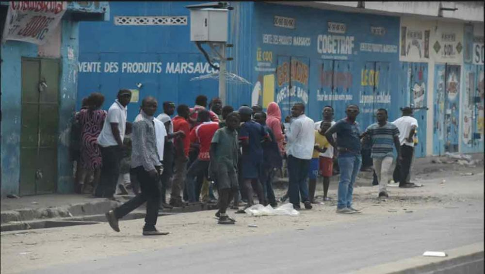 UN rights office warns DR Congo authorities against use of excessive force when policing protests