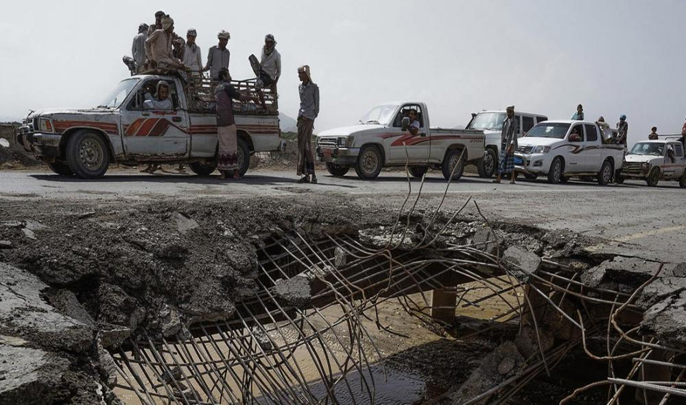 All sides in Yemen conflict could be guilty of war crimes, UN experts find