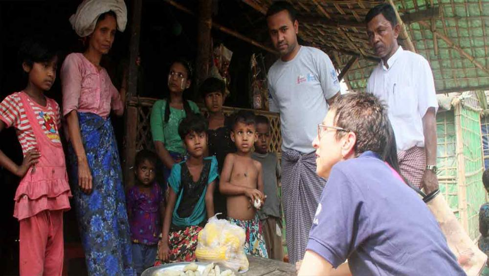 No one in Myanmar should be left behind on the path to a better future, stresses UN official
