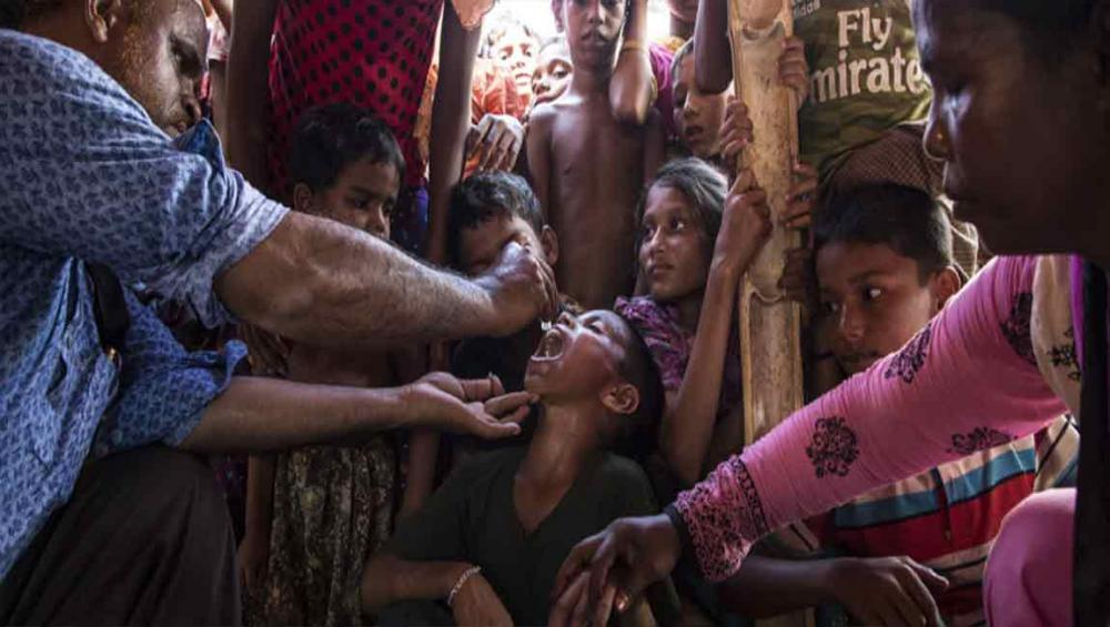 Rohingya refugees face immense health needs; UN scales up support ahead of monsoon season