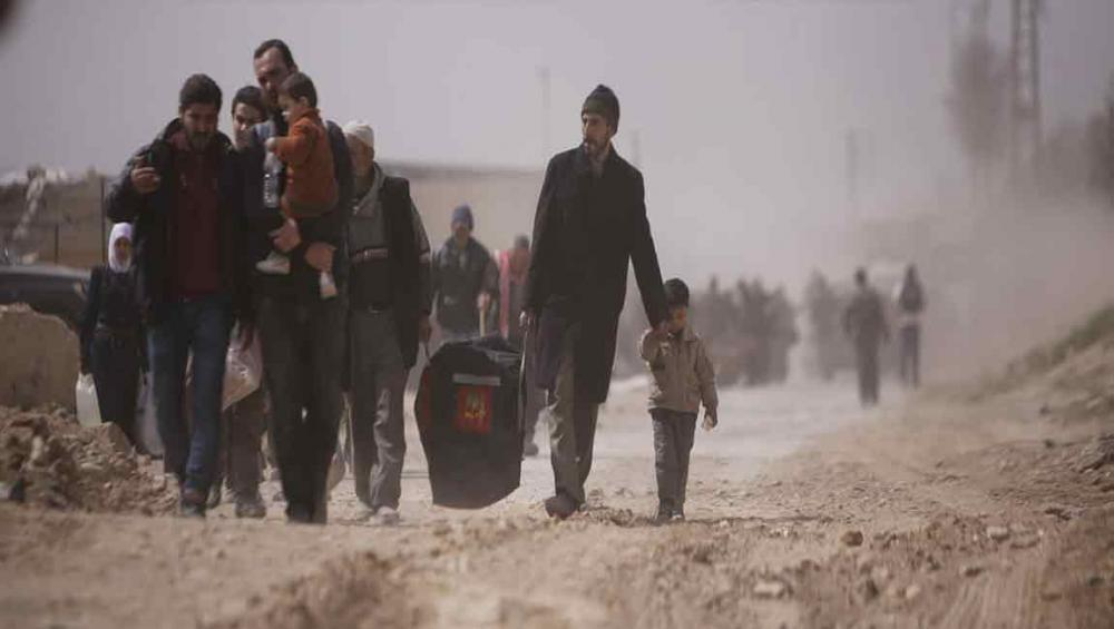 Thousands suffering amid harrowing conditions in east Ghouta and Afrin – UN