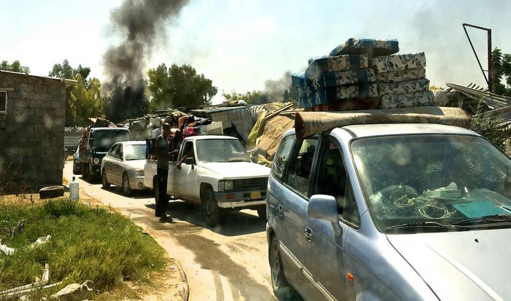 """UN chief """"alarmed"""" by violations of UN-backed ceasefire in Libya"""