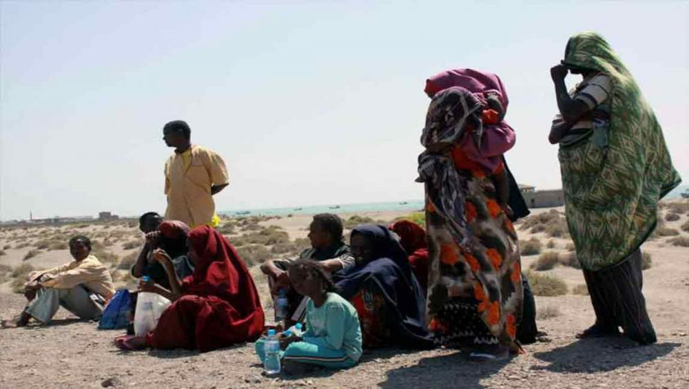 Overcrowded boat capsizes off Yemen coast, 30 drowned; UN agencies condemn smugglers