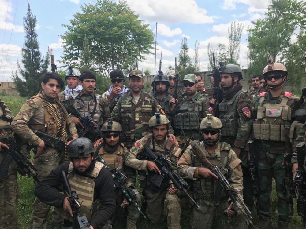 12 Taliban terrorists killed in Afghanistan