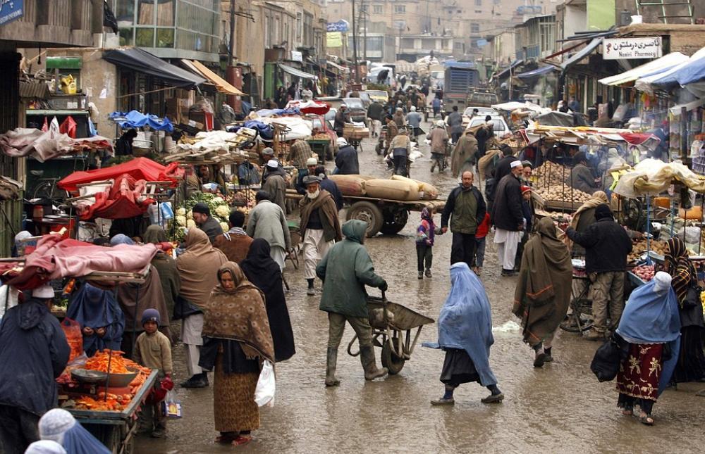 Suicide car bombing kills 12 in Afghanistan